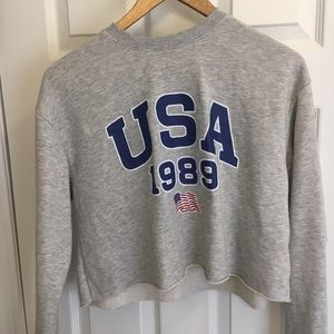 Tops - USA sweatshirt size s